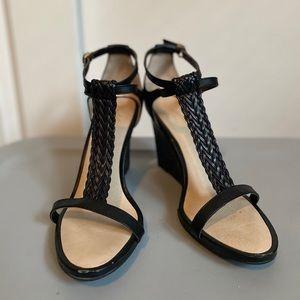 Seychelles wedge sandals size 10